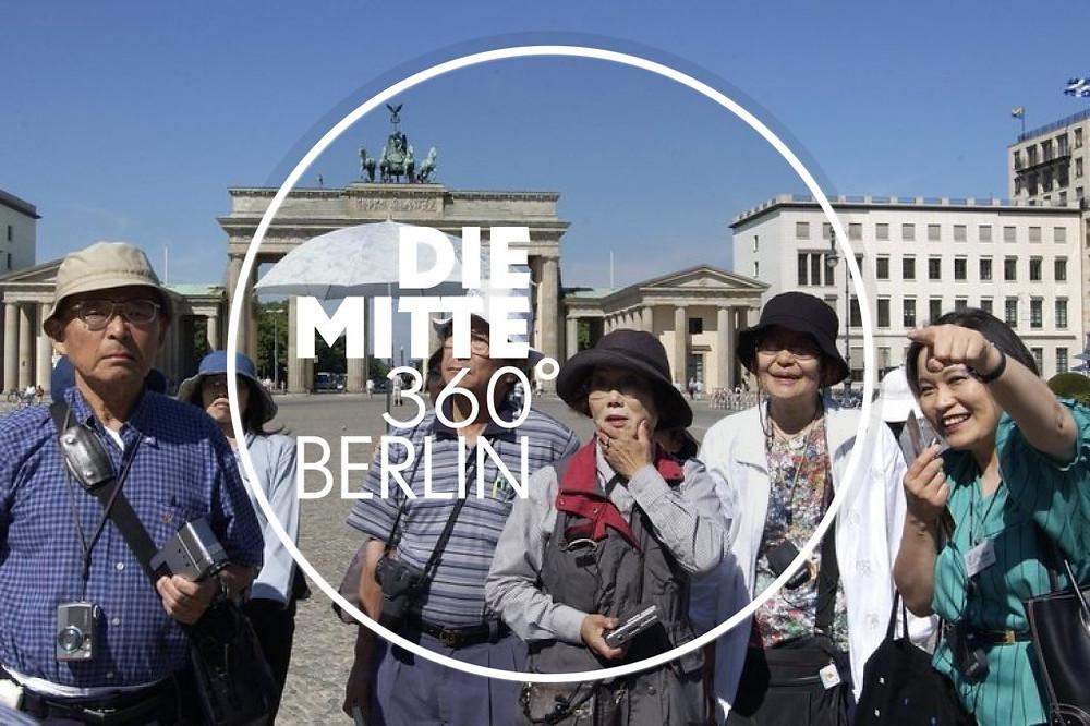 Brandenburger Tor Berlin DIE MITTE Standortvertretung