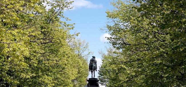 Die Zukunft der Linden Boulevard Unter den Linden