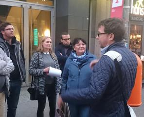 BVV Sondersitzung: GUIDE Friedrichstrasse