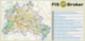 FIS Broker Geoportal der Senatsverwaltung Berlin
