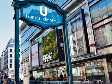 Neue Konzepte für die Friedrichstraße