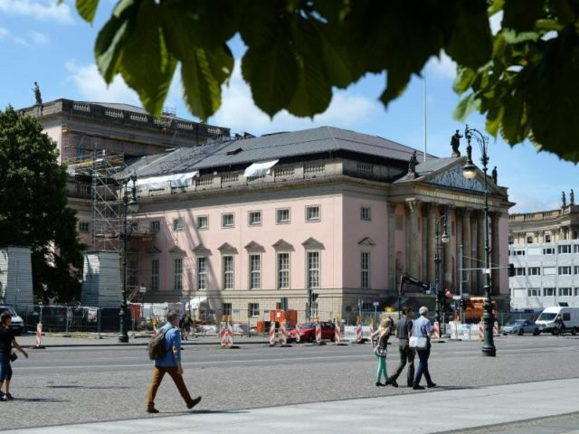 Staatsoper Unter den Linden DIE MITTE eV Berlin