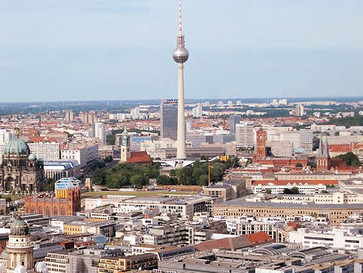 DIE MITTE Berlins – Altes Zentrum aus dem 21. Jahrhundert