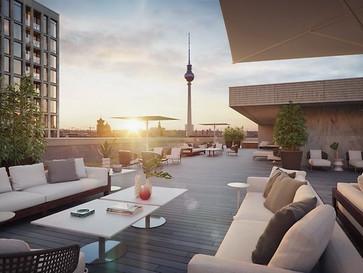 """Mit """"Grandaire"""" entsteht am Alexanderplatz der erste Wohnturm"""