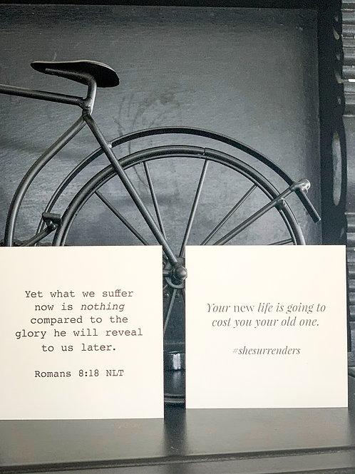 Encouragement & Scripture Cards