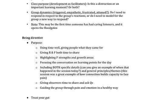 Small Group Leader Training PDF Set