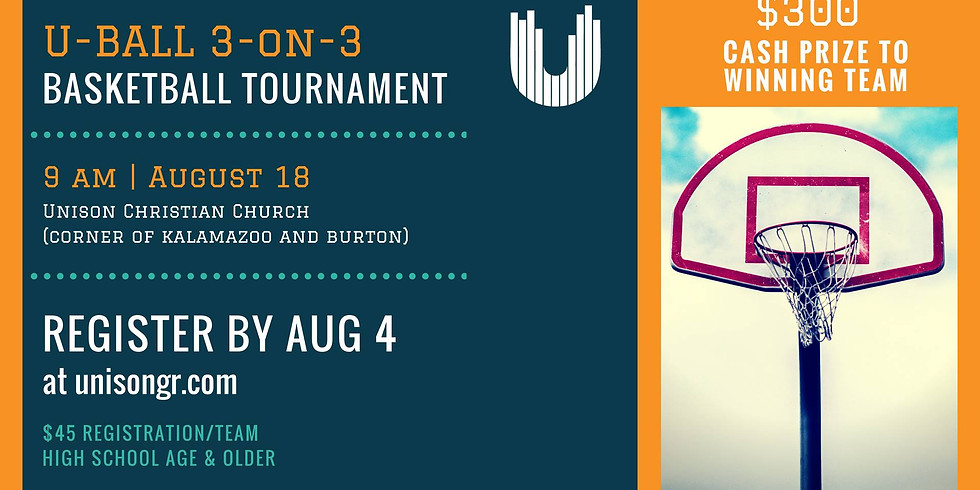 UBall 3-on-3 Tournament