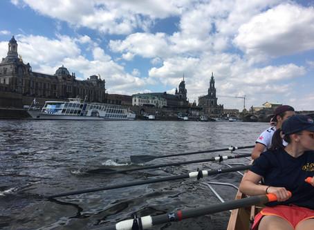 Unterwegs auf der Elbe 2020