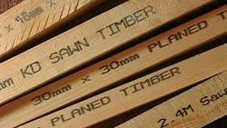 LCM VJ2340 wood printing