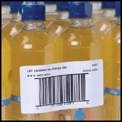 LPA VJ9550 label applicator