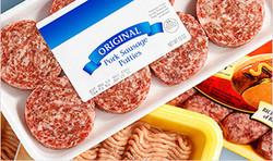 Inkjet VJ1580 meat packing