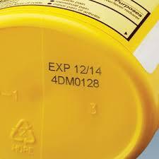 Thermal Inkjet VJ8610 bottle