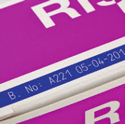 Laser VJ3140 expiry marking