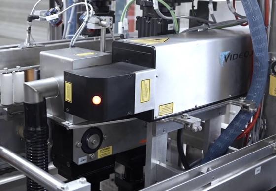 VJ3340 production line