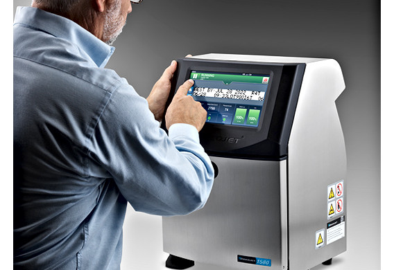 VJ1580 touchscreen display