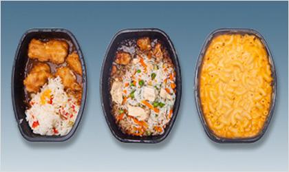 VJ1580 food packing