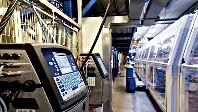 VJ1620UHS production line