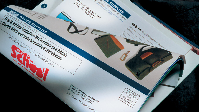 BX6500/6600 brochure magazine
