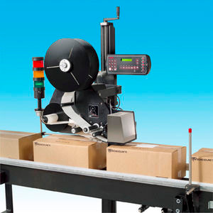 LabelJet 210 production line