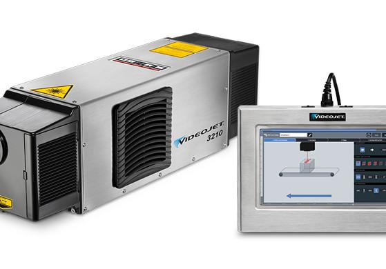 ideojet 3210 CO2 Laser Marking Machine