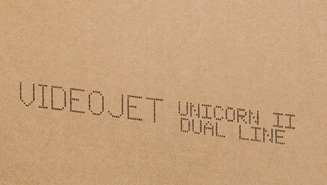 LCM unicorn box printing