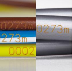 Laser VJ3340 pipe tube