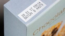 Inkjet VJ1040 box packing