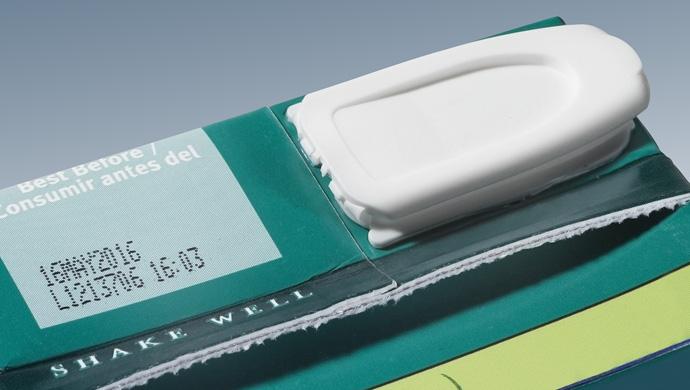 Inkjet VJ1860 dairy packing