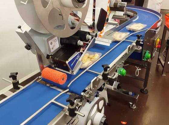 VJ9550 production line