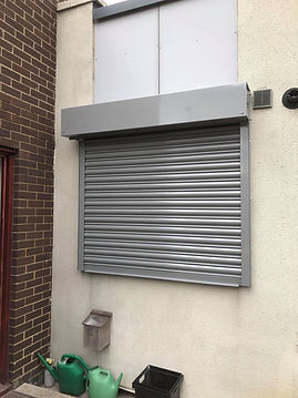Security Window Shutter