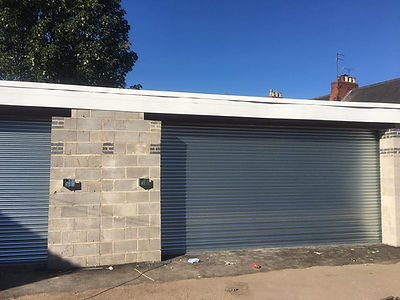 Garage Door Shutter