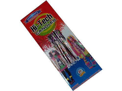 Hi Tech Candle Pencil D2crackers