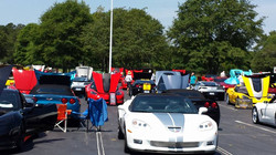 What is this a corvette show