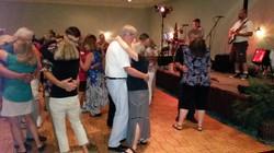 Our Club shows ttheir stuff on the dance floor