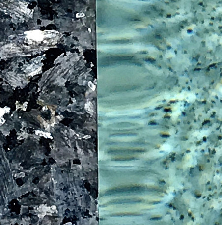 Mineral and Liquid