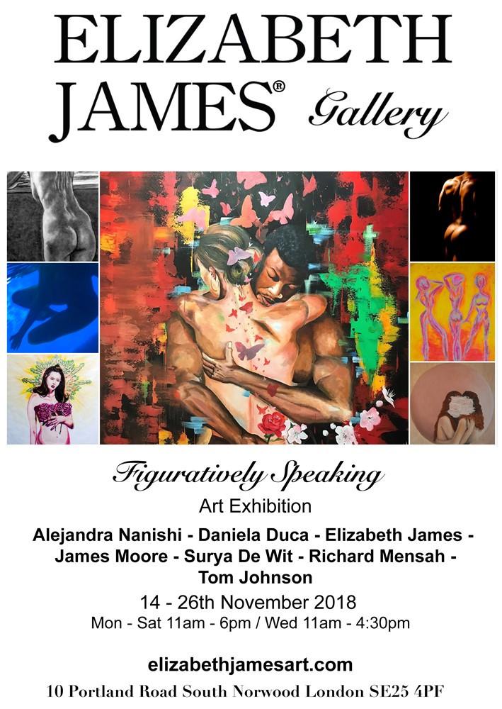 Elizabeth James Gallery