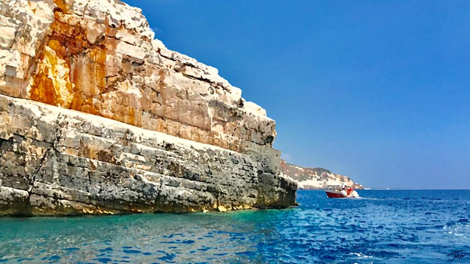Adriatic Cliffs