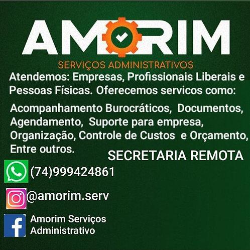 Serviços Administrativo