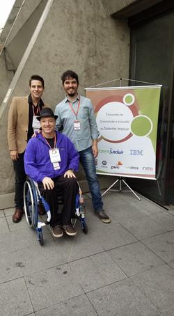 Evento p/ + de 150 empresas na IBM