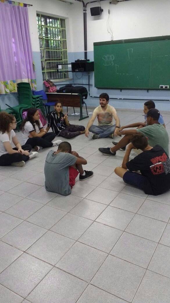 Curso Livre de Teatro - Sacomã