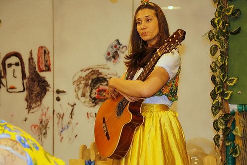 Professora de Canto e Musicalização Infantil