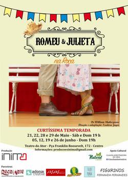 Romeu e Julieta na Roça