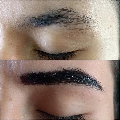Maquiagem, penteados e designer de sobrancelhas