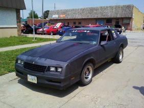 1987 Chevy Monte Carlo