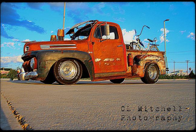Ford Rat Rod Pickup