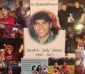 Jacob Smaus SuperHero Scholarship