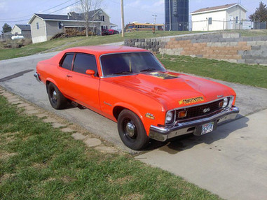1974 Chevy Nova