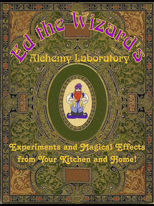 Ed the Wizard's Alchemy Laboratory