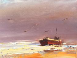 Bote de pescador