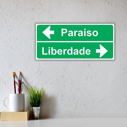 Liberdade e Paraíso